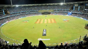 Wankhede Cricket Stadium, Mumbai