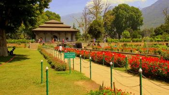 Shalimar Bagh, Srinagar - Adobe of Love