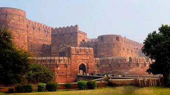 Agra Fort - The home of Mughals