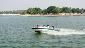 Kankaria Lake - Great Place for Family fun